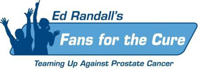 Ed Randall's Fans for the Cure  Logo