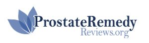 Prostate Remedy Reviews logo